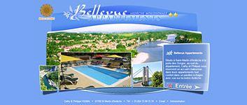 Bellevue Appartements à Saint Martin d'Ardèche